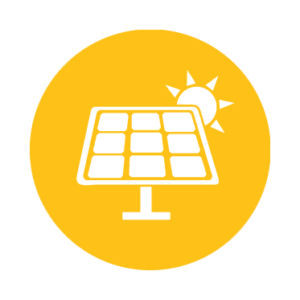 ReGreen commercial solar icon